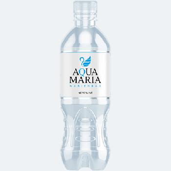 Упаковка столовой воды низкой минерализации Aqua Maria Still BHMW 0.5 л x 12 шт