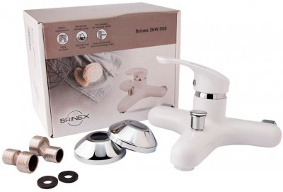 Змішувач для ванни BRINEX 36W 006
