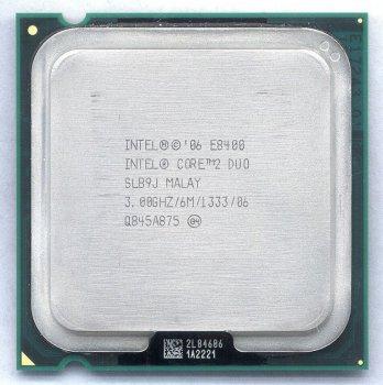 Процесор Intel Core2 Duo E8400 (AT80570PJ0806M)