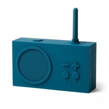 """Радіо """"Tykho 3"""" темно-синій"""