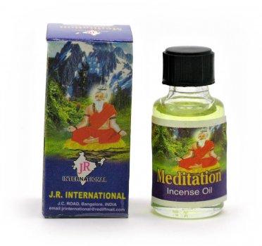"Ароматичне масло ""Meditation"" 8 мл Індія"