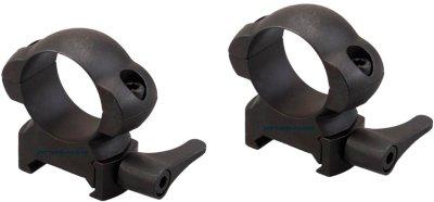 Установні кільця Vector Optics з кріпленням 30 мм — Weavers (D1160)