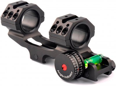 Моноблок Vector Optics з кутовим індикатором (D1140)