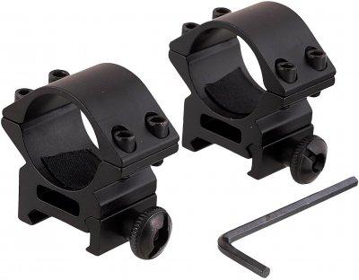 Кріплення для оптики Grand Way Кр-2009-d=25.4 мм — Weaver (Кр-2009)