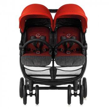 Прогулянкова коляска для двійні Jane Twinlink T77 Nomads (5525 T77)