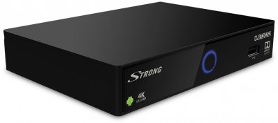 Strong SRT 2402 Гибридный IP BOX 4K