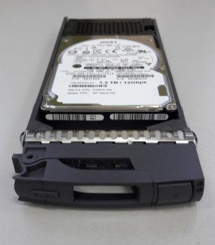 "Жорсткий диск NetApp Disk 1.2 TB 12G HHD 2.5"" (X342A-R6) Refurbished"