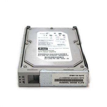 Жорсткий диск Sun Sun Microsystems SATA-Festplatte 250GB 7,2 k SATA2 LFF (390-0354) Refurbished