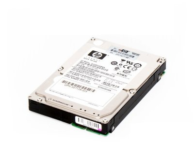 Жорсткий диск HP SAS-Festplatte 300GB 15k 6G SAS SFF (492619-002) Refurbished