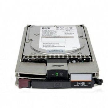 Жорсткий диск HP 146GB 15000 rpm DP FC 146GB Fiberkanal Interne Festplatte (366024-002) Refurbished