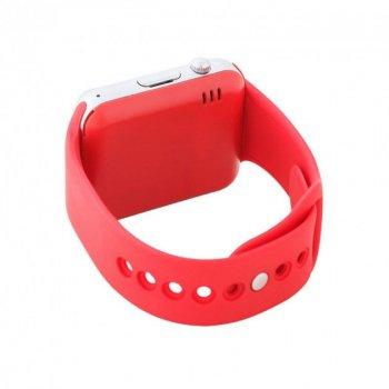 Розумні смарт-годинник Smart Watch A1 S+ Red (dm1714)