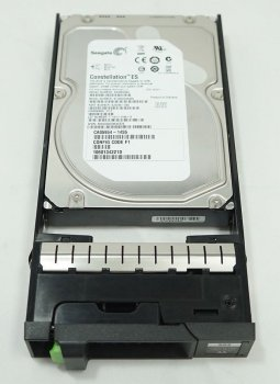 Жорсткий диск Fujitsu SAS-Festplatte 2TB/7,2 k/SAS/LFF ETERNUS DX80/90 S2 - FTS-L (FTS:ETEN2HD) Refurbished