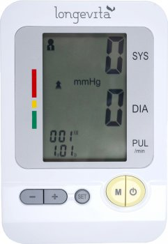 Тонометр LONGEVITA BP-1319 USB