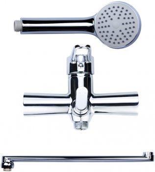 Змішувач для ванни AQUATICA HK-2C230C