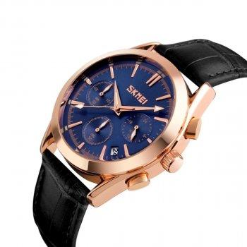 Мужские часы Skmei 9127 Blue BOX (9127BOXBL)