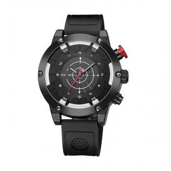 Чоловічий годинник Weide All Black WH6301B-1C (WH6301B-1C)