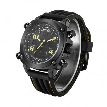 Чоловічий годинник Weide Yellow WH5208B-3C (WH5208B-3C)