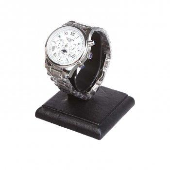 Мужские часы Guanqin Silver-White-Silver GQ12001 CS (GQ12001SWS)