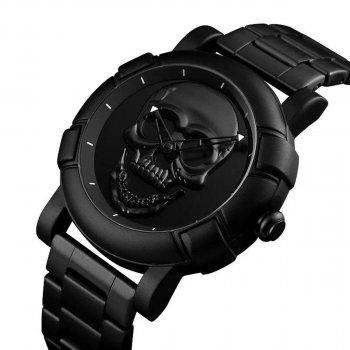 Мужские часы Skmei 9178 Black BOX (9178BOXBK)