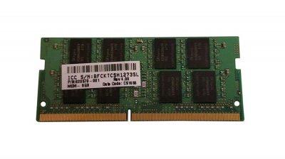 Оперативная память HP 8GB 2133MHz 1.2v DDR4 8GB DDR4 2133MHz Speichermodul (820570-001) Refurbished
