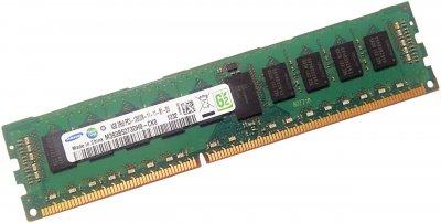 Оперативна пам'ять Fujitsu DDR3-RAM 4GB PC3L-12800R ECC 2R (M393B5273DH0-CK0) Refurbished