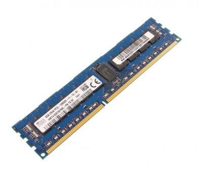 Оперативна пам'ять EMC DDR3-RAM 8GB PC3-12800R ECC 2R (100-564-325-00) Refurbished