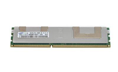 Оперативна пам'ять Fujitsu DDR3-RAM 4GB PC3-10600R ECC 2R (S26361-F4412-L514) Refurbished