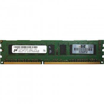 Оперативна пам'ять HP DDR3-RAM 1GB PC3-10600E ECC 1R (500208-562) Refurbished