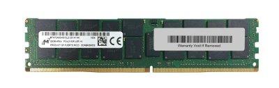 Оперативная память Micron DDR4-RAM 32GB PC4-2133P ECC LRDIMM 4R (MTA72ASS4G72LZ-2G1) Refurbished