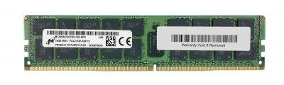 Оперативная память Micron DDR4-RAM 16GB PC4-2133P ECC RDIMM 2R (MTA36ASF2G72PZ-2G1) Refurbished