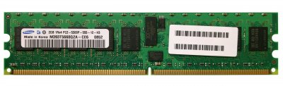 Оперативна пам'ять HDS VSP Memory DDR2 DIMM 2GB (5541854-B) Refurbished