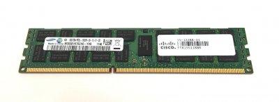 Оперативна пам'ять Cisco DDR3-RAM 8GB PC3L-10600R ECC 2R LP (15-12288-01) Refurbished