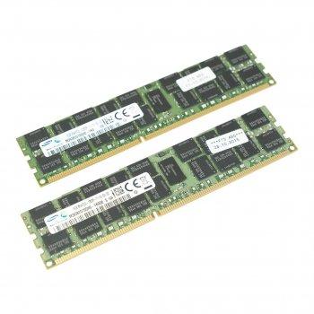 Оперативна пам'ять Fujitsu DDR3-RAM 32GB Kit 2x16GB PC3L-12800R ECC 2R LP (S26361-F4523-R627) Refurbished