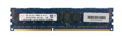 Оперативна пам'ять Fujitsu DDR3-RAM 4GB PC3-10600R ECC 1R (S26361-F3604-L510) Refurbished