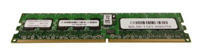 Оперативна пам'ять NetApp DDR2-RAM 2GB PC2-5300P ECC 2R FAS3220 (107-00084) Refurbished
