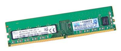Оперативная память HP DDR4-RAM 4GB PC4-2133P ECC 1R (819799-001) Refurbished