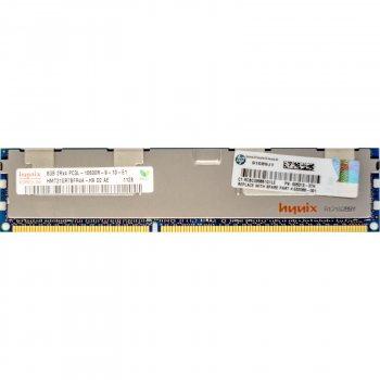 Оперативна пам'ять HP 8GB (1x8GB) PC3L-10600 Memory Kit (605313-171) Refurbished