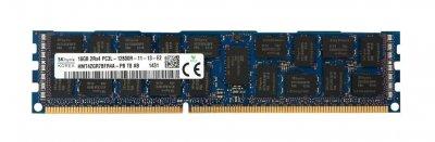 Оперативна пам'ять Fujitsu DDR3-RAM 16GB PC3L-12800R ECC 2R LP (S26361-F3697-L516) Refurbished