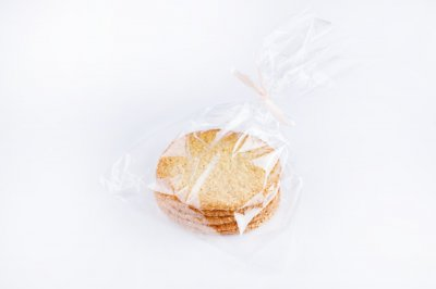 """Натуральное органическое печенье карамельное с кунжутом """"Росичи"""", 1 кг"""