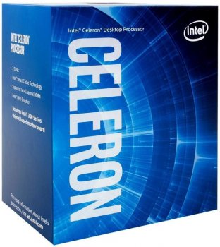 Процесор Intel Celeron G4930 3.2GHz / 8GT / s / 2MB (BX80684G4930) s1151 BOX