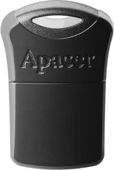 Apacer AH116 32GB USB 2.0 Black (AP32GAH116B-1)