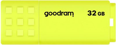 Goodram UME2 32GB USB 2.0 Yellow (UME2-0320Y0R11)