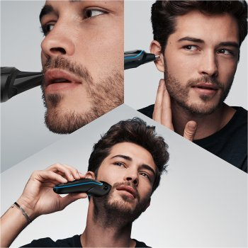 Набір для стрижки BRAUN MGK5280 + бритва Gillette