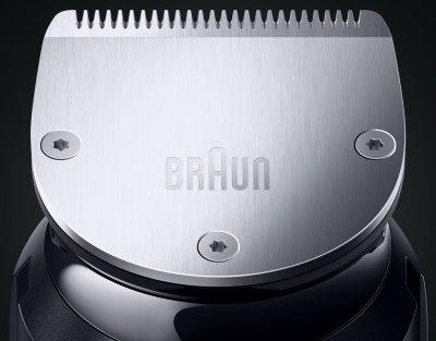 Набір для стрижки BRAUN MGK7221 + бритва Gillette