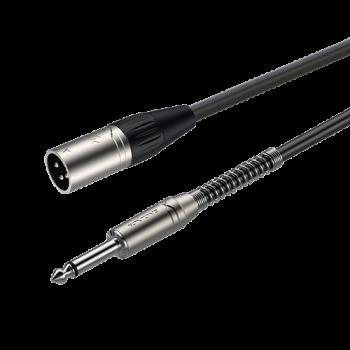 Мікрофонний кабель Roxtone SMXJ250L1, 2x0.22, 1 м
