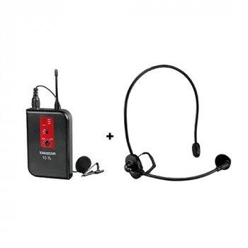 Комплект петличний мікрофон і наголовна гарнітура Takstar TC-TL