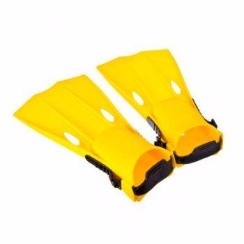 Детские ласты для плавания Intex 55936 (35-37) Small Swim Fins (Желтый)