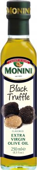 Масло оливковое Monini с черными трюфелями 250 мл (8005510008500)