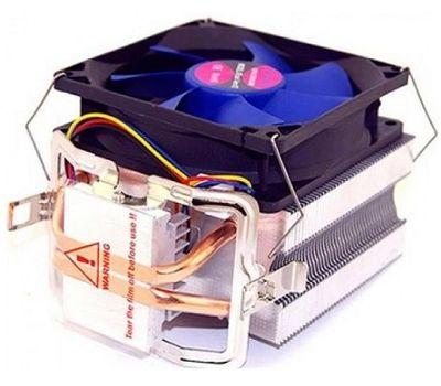 Вентилятор Atcom Aero X2 ball bearing (2 медных трубки) CPU s1155/1156/1366/775/FM1/AM2/AM3 (14244)