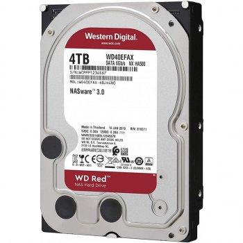 """Жорсткий диск 3.5"""" 4TB Western Digital (WD40EFAX)"""